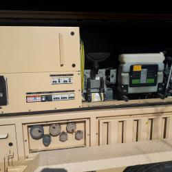 75kva Tow Behind Generator Ex Mod Choice of 3 SOLD !!!!